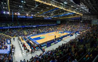 Fraport Arena NBBL JBBL TOP4 2017 FRAPORT Skyliners