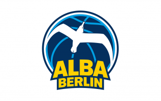 ALBA Berlin Basketballteam Logo