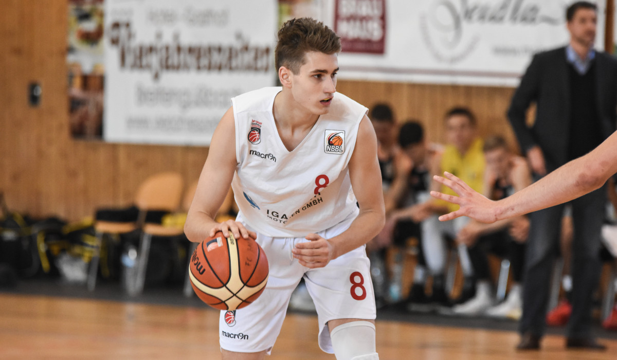 Bamberg: Youngster Drell und McDowell-White beim NBA Global Camp