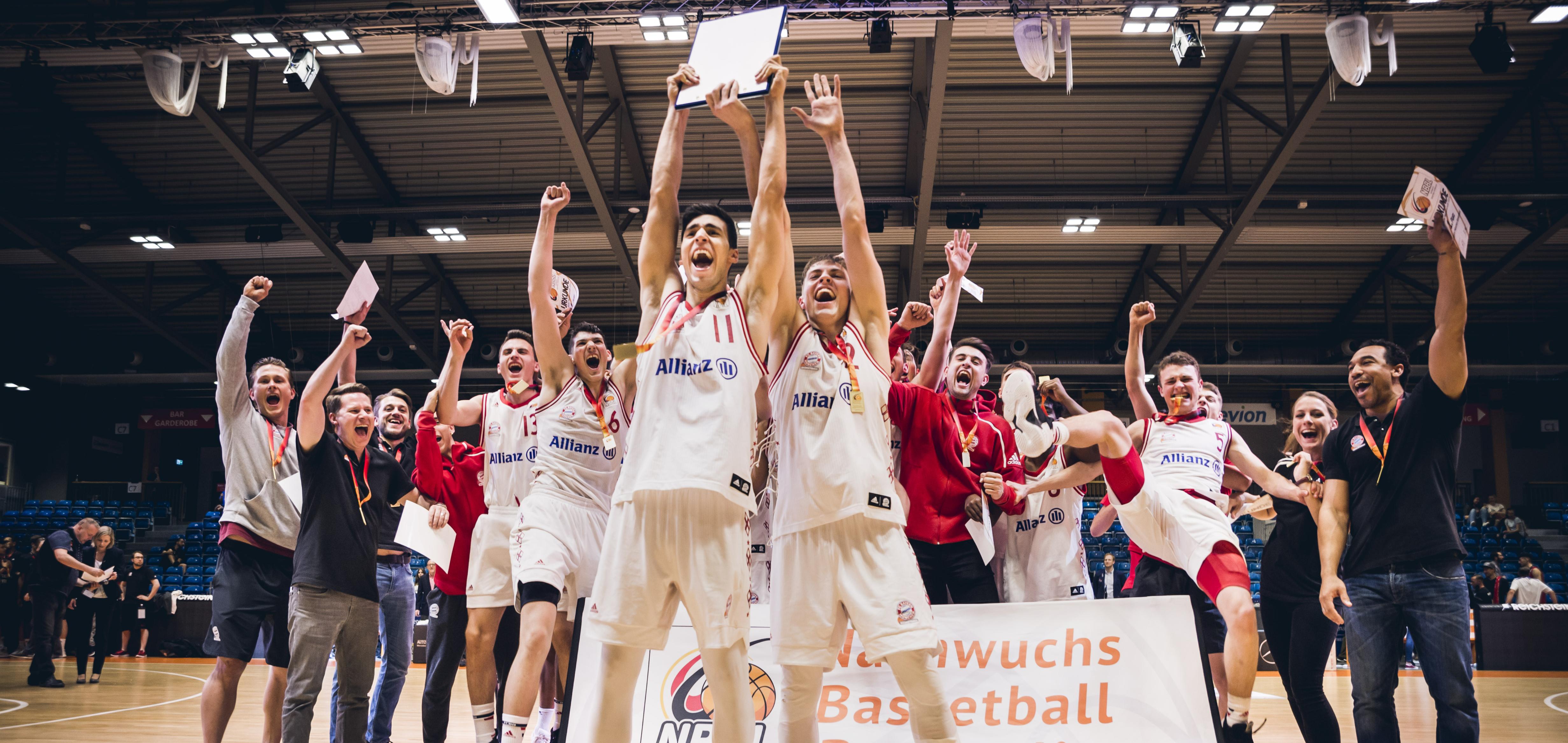 NBBL/JBBL TOP4 2019 - Nachwuchs & Jugend Basketball Bundesliga