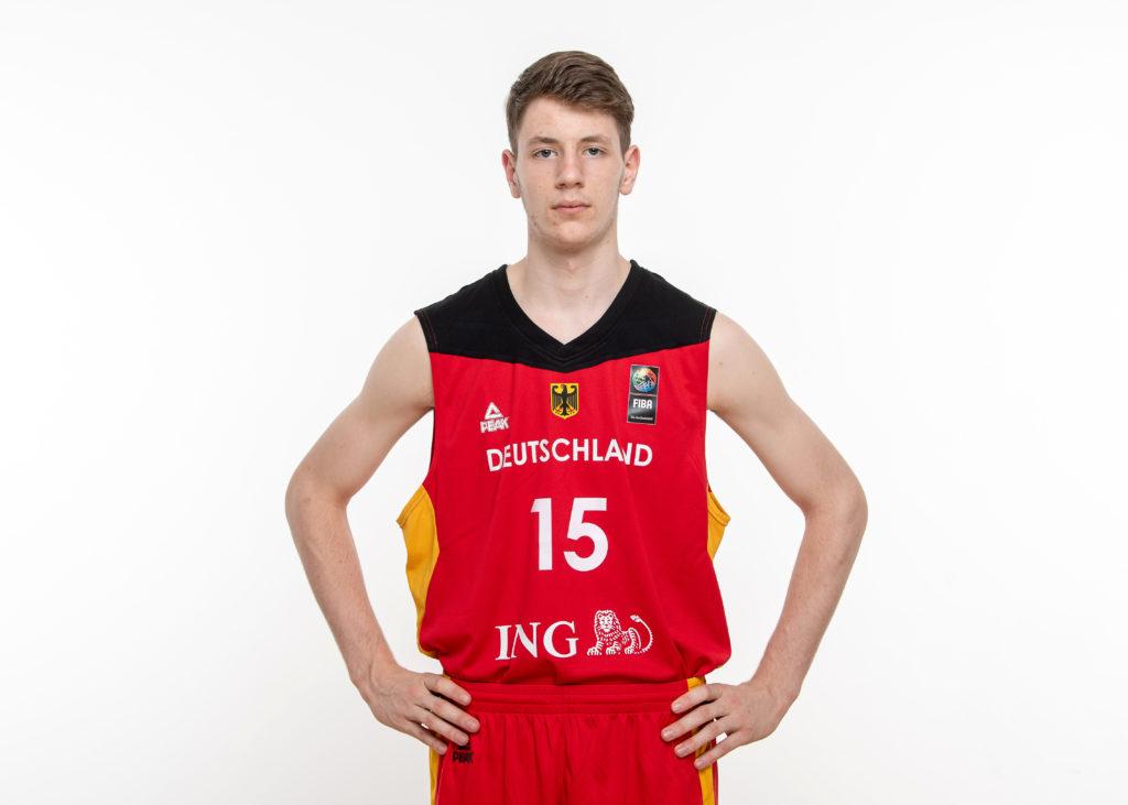 14.06.2019 Basketball U15 DBB